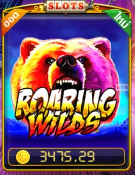 Pussy888-roaring wilds